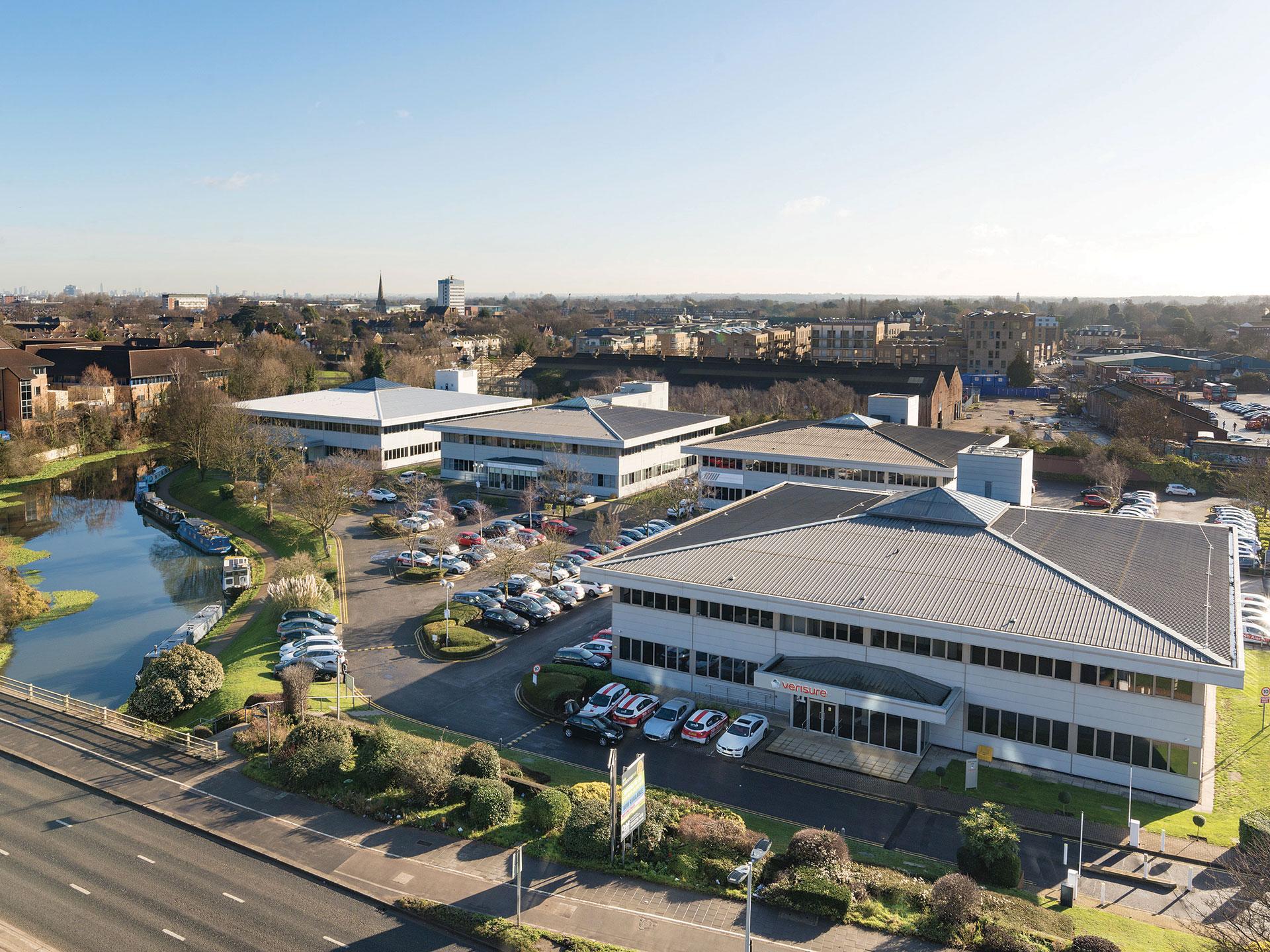 Brentside Business Park
