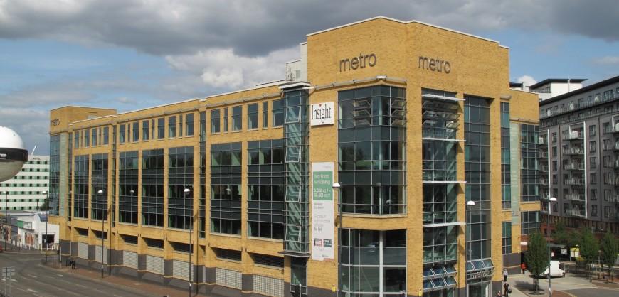 The Metro Building